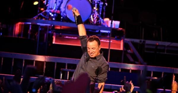 Bruce Springsteen Roma 1